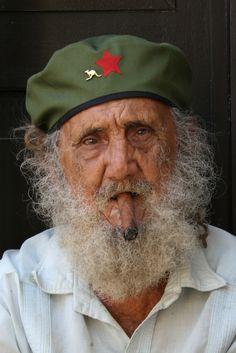 Revolutionary . Cuba