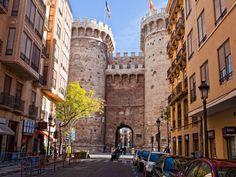 Torres de Quart - El Carmen - Valencia