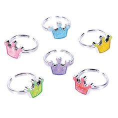 Glitter Princess Ring at theBIGzoo.com, a family-owned store. Check our sales & FREE Shipping.