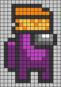 Patterns | BraceletBook Pixel Art Templates, Perler Bead Templates, Diy Perler Beads, Perler Bead Art, Perler Patterns, Cross Stitch Books, Cross Stitch Patterns, Cool Friendship Bracelets, Graph Paper Drawings