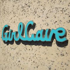 Girl cave sign on etsy, awesome!