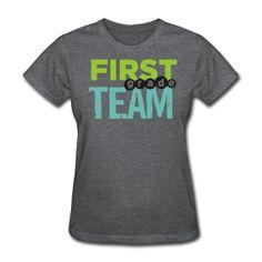 first grade team teachers - let's get this!
