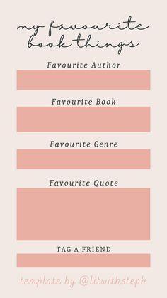 Book Instagram, Free Instagram, Instagram Posts, Book Review Template, Book Background, Instagram Story Template, Instagram Templates, Aesthetic Template, Dream Book