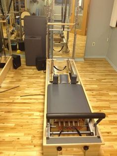 Balanced Body Reformer Tower with Mat conversion