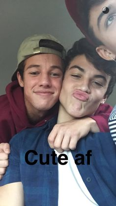 The Dolan Twins  Cameron Dallas SC