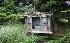 A Country Summer House on the Isle of Wight