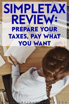 SimpleTax is a free onlineprogram designed to help you prepare your taxes in Canada. It has a professional, clean design and is easy to use.