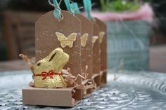 Zuckersüße Verpackung zu Ostern