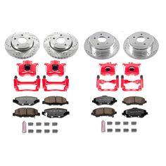Brake Rotors, Brake Calipers, Cool Car Accessories, Accessories Online, Oil Service, Stopping Power, Jeep Wrangler Jk, Custom Wheels
