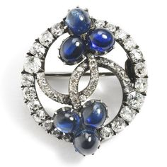 Fabergé brooch which once belonged to Prince Axel and Princess Margaretha of Denmark
