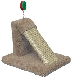 Claw Tuff Cat Angle Scratcher with Toy -- You can get additional details at the image link. (This is an affiliate link) #CatTree