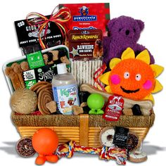 DogLoverGiftBaskets.com   I would love to get one of these!
