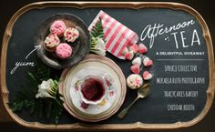 Contest Alert! Enter to win a tea party @Spruce Collective for you and 7 friends! High tea from Tracycakes, professional photos by @Mikaela Ruth, fun photo booth by CheddarBooth and more...follow link to blog to enter! Draw is February 14th, 2013 :)