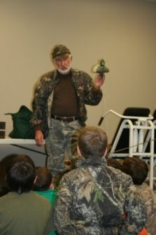 Christian Object Lesson on temptation using a duck decoy! www.CreativeBibleStudy.com