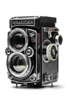 Rolleiflex twin lens reflex, 120 roll film, 2 1/4 [ 6x6cm] around forever, wonderful Zeiss lens. Like most twin lens occasional maintenance did not hurt. This camera produced the goods.