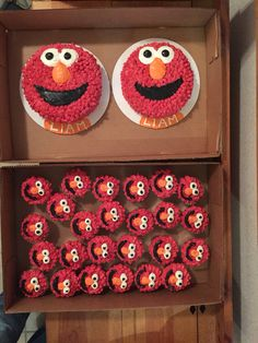 Elmo 1st birthday smash cake Cakes Smash Pinterest Smash