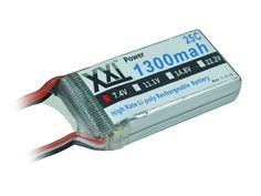 XXL RC Lipo battery 1300mAh 7.4V 25C 2S for RC Helicopter Rc Car RC Boat