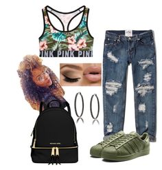 """""""#362"""" by o0dejah0o on Polyvore featuring Abercrombie & Fitch, Victoria's Secret, Bling Jewelry and MICHAEL Michael Kors"""