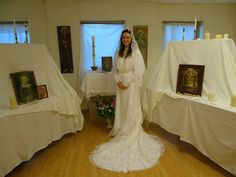 Poor Clare Heart Ponderings: Sister Miriam Rose Shares Her Investiture Day. Beautiful!