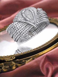 Harry Winston Diamond Watch