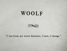 Virginia Woolf • The Waves