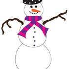 This is a set of 5 snowmen in jpg and png files. They'd look great with all your winter-related products....