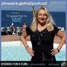 I'm Aware That I'm Rare: the phaware™ podcast: Anne Jung Transcript