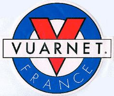 Fourth Grade Nothing: VUARNET FRANCE 80s Style