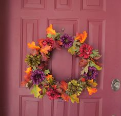 $23.25 + shipping 18in. Thanksgiving/Fall wreath #thanksgiving #wreath #decor