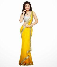 Yellow_Patli_Saree