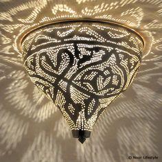Arabische plafondlamp Sorraya