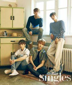 Les SEVENTEEN évoquent leur dernière piste avec le magazine Singles - Soompi France