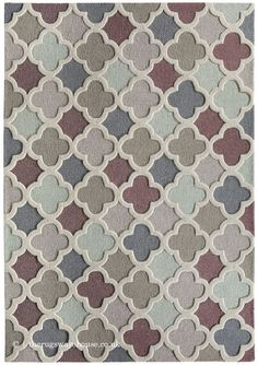 Wool Rugs, Wool Area Rugs, Types Of Rugs, Arabesque, Trellis, Pastels, Pure Products, Inspired, Modern