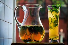 NYT Cooking: Mojito Iced Tea