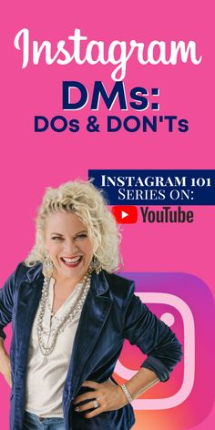 Did you know there is Instagram DM etiquette! Don't make these common mistakes! Plus the correct way to chat with people in your Direct Messages! It's all in this Instagram 101 Series on YouTube! Check out these social media tips to start or grow your business by Jennifer Allwood. #jenniferallwood #socialmedia #instagram #onlinemarketing Business Education, Business Advice, Business Entrepreneur, Business Marketing, Online Marketing, Marketing Ideas, Online Business, Inspirational Quotes About Love, Inspirational Message