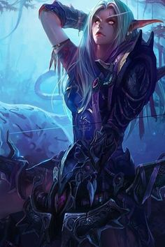 Night Elf Hunter