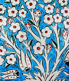 Turkish Tiles Stock Images - Image: 7228844