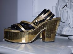 Fashion Editor at Large: SALVATORE FERRAGAMO BRING BACK HOLLYWOOD'S HEYDAY SHOES