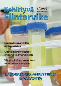 http://kehittyvaelintarvike.fi/etusivu/  Elintarvikealan tiede- ja ammattilehti