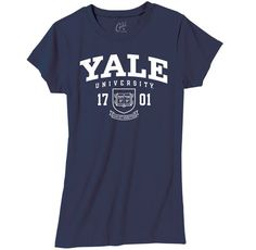 Yale Bulldogs Gear Women's T-Shirt