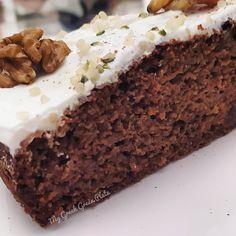 Υγιεινό κέικ καρότου χωρίς ζάχαρη | Mygreekgreenplate Healthy Snacks, Brunch, Sweets, Cake, Cookies, Breakfast, Desserts, Food, Drinks