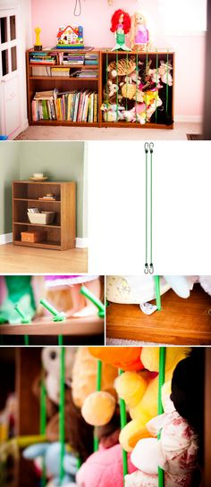 les astuces de lecteurs le rangement des jouets dans une chambre d enfants pinterest. Black Bedroom Furniture Sets. Home Design Ideas