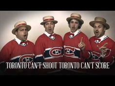 #oldestrivalry #MasterCard is the official sponsor of the Montreal Canadiens and the Toronto Maple Leafs, Canada's two biggest hockey rivals. To boost the e...