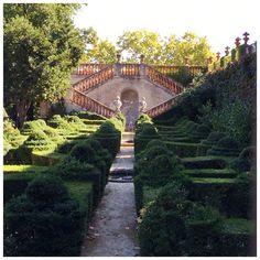 Labyrinth Park Barcelona, Sidewalk, Park, Side Walkway, Barcelona Spain, Walkway, Parks, Walkways, Pavement