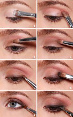 Como se hace- Maquillaje de ojos natural