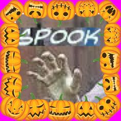 It's always time for spook
