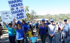 Raising #awareness for #autism brings thousands together http://www.latimes.com/socal/glendale-news-press/community/tn-gnp-me-autismspeakswalk-20160406-story.html #livingautismdaybyday #acceptance