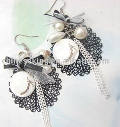Diy Bead Earring,Fashion Earring,Korea Style Earring,Korea Style Jewelry,Inexpensive Jewelry,Costume Jewelry,Imitation Jewelry Photo, Detail...