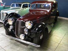 Tampa Bay Automobile Museum. 1937 Aero, made in the Czech Republic