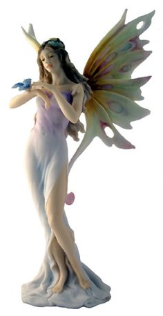 Fairy Leila  1685 Collectible-Fantasy Figurine from the Art Nouveau Fantasy collection U$26.99